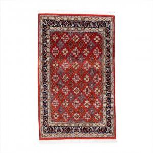 فرش دستباف دو متری یاسوج طرح قابی جوشقان