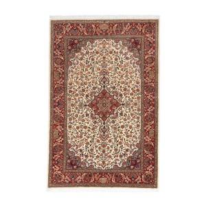 فرش دستباف شش متری همدان طرح افشان