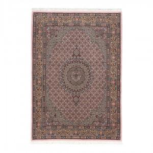 فرش دستباف شش متری بیرجند ماهی ترنج