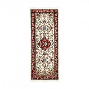 فرش دستباف یک و نیم متری اراک لچک ترنج