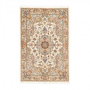 فرش دستباف سه متری چادگان لچک ترنج