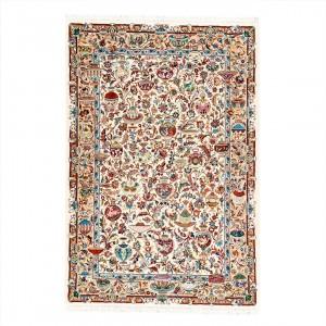 فرش دستباف شش متری کاشمر زیرخاکی