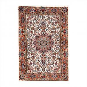 فرش دستباف شش متری گلپایگان ترنجی