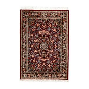 فرش دستباف دو متری سنندج لچک ترنج
