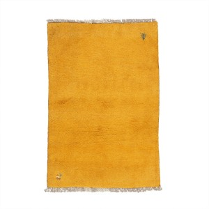 گبه دستباف یک و نیم متری فارس کف ساده