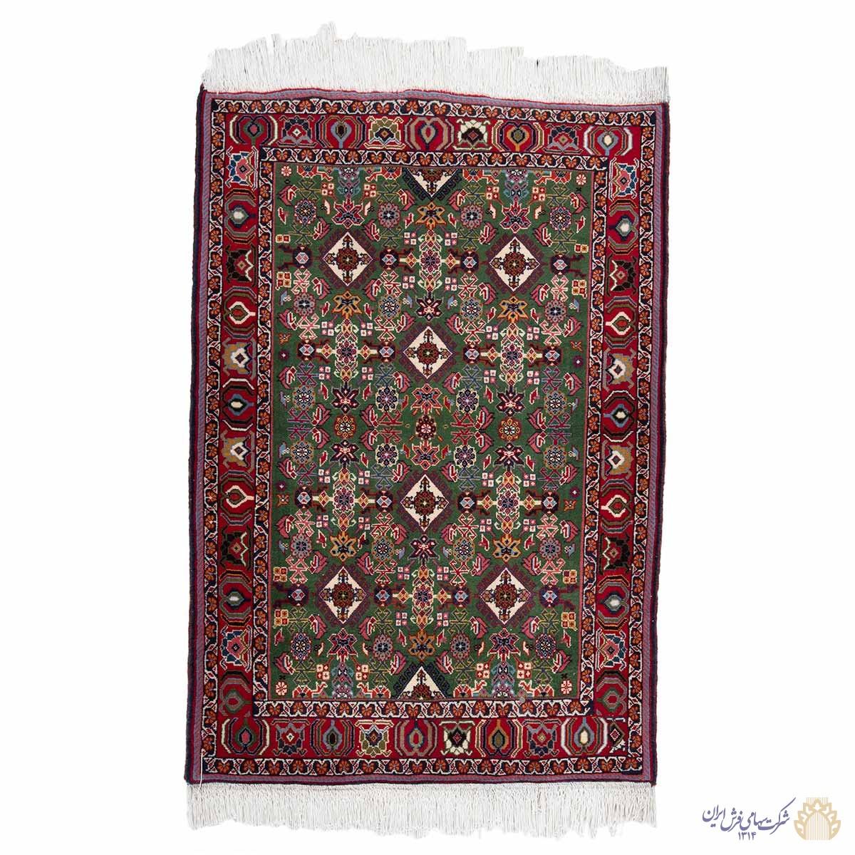 فرش دستباف یک متری شیراز واگیرهای