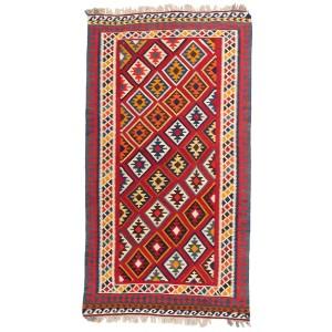 گلیم دستباف چهارمتری شیراز