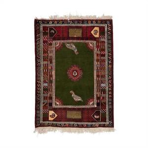 گبه دستباف سه متری شیراز لچک ترنج